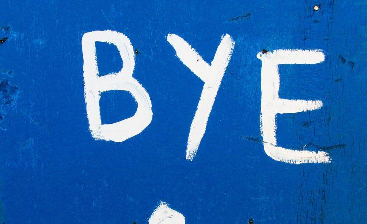 Goodbye in Portuguese