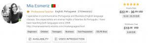 Learn European Portuguese online on italki