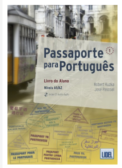 Book called Passaporte para Português