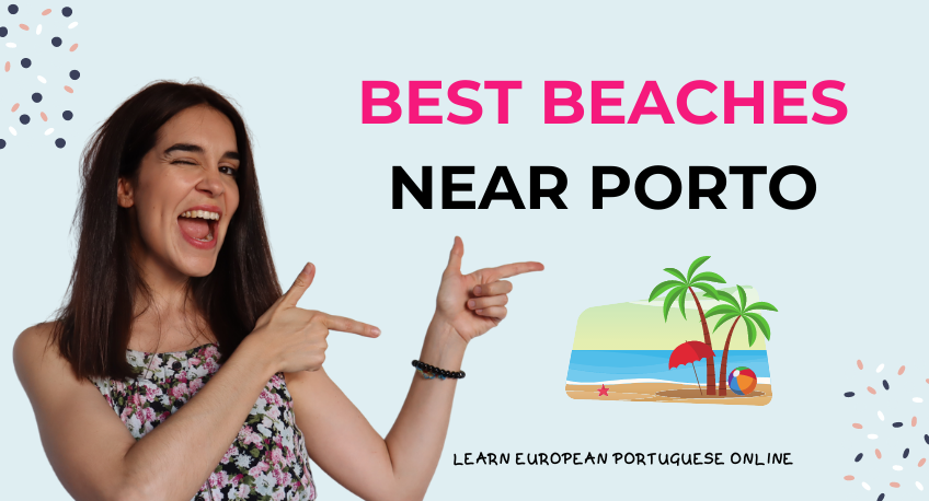 Best beaches near Porto