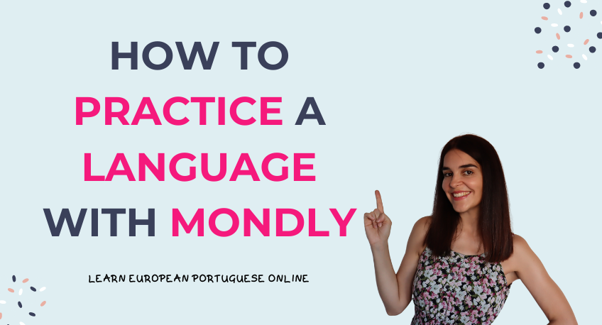 How to Practice a Language with Mondly
