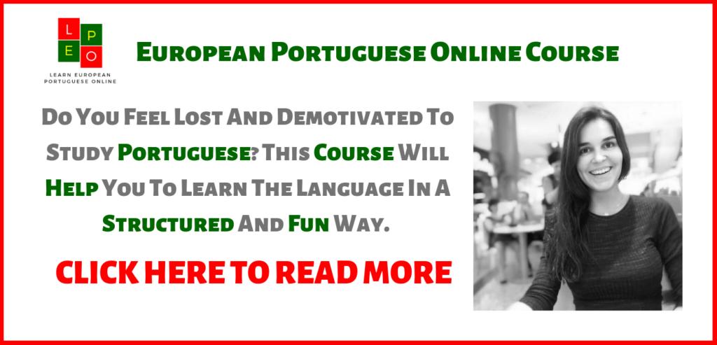 European Portuguese Online Course