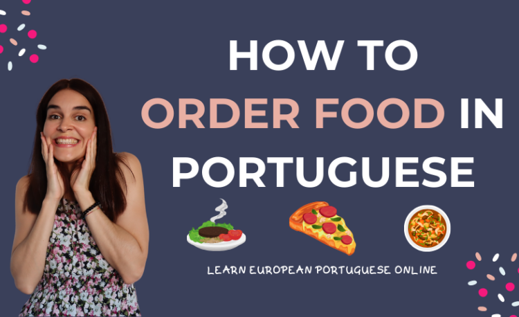 How To Order Food in Portuguese