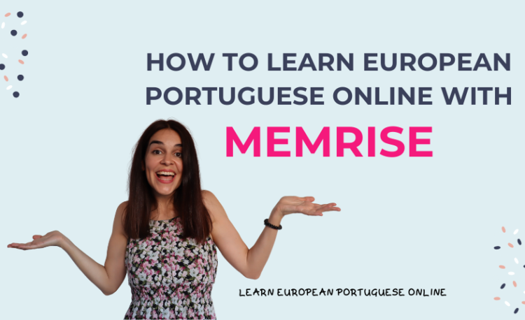 How to learn European Portuguese online with Memrise