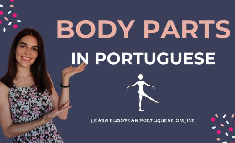 Body Parts in Portuguese