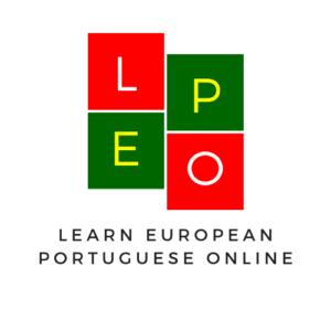 Learn European Portuguese Online - Logo