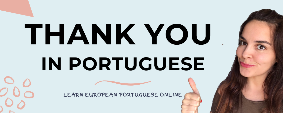Thank you in Portuguese