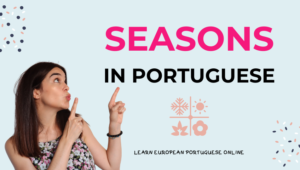 Seasons in Portuguese