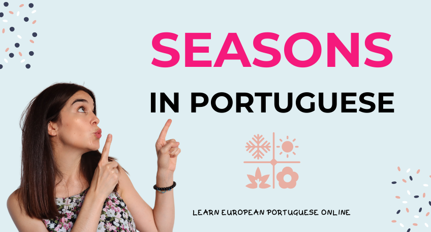 Seasons in Portuguese