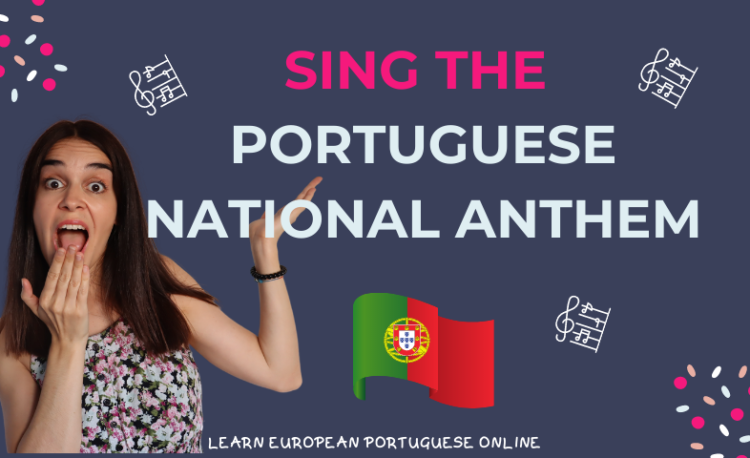 Portuguese National Anthem with Lyrics