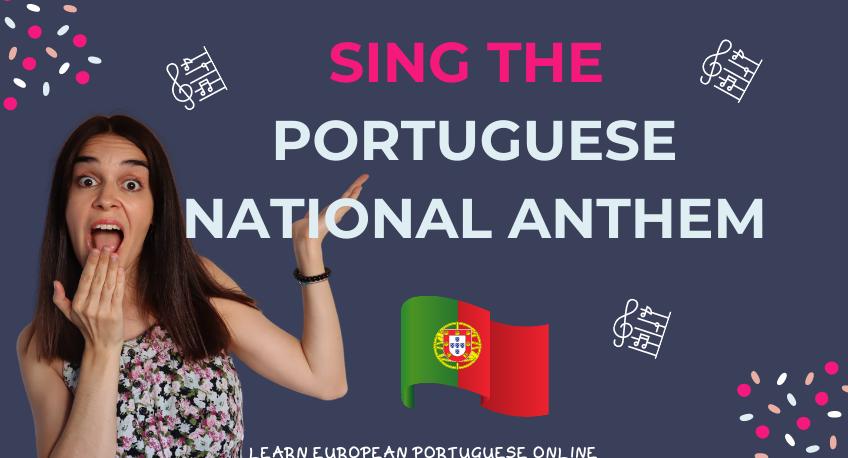 Portuguese National Anthem with Lyrics