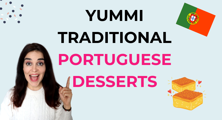 5 Portuguese Dessert Recipes
