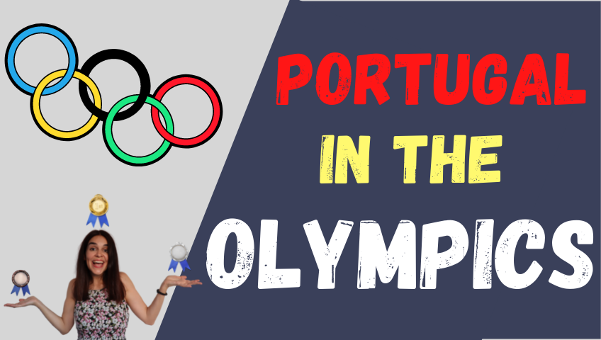 PORTUGAL IN THE OLYMPICS