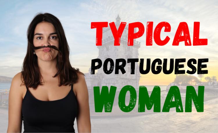 Typical Portuguese Women
